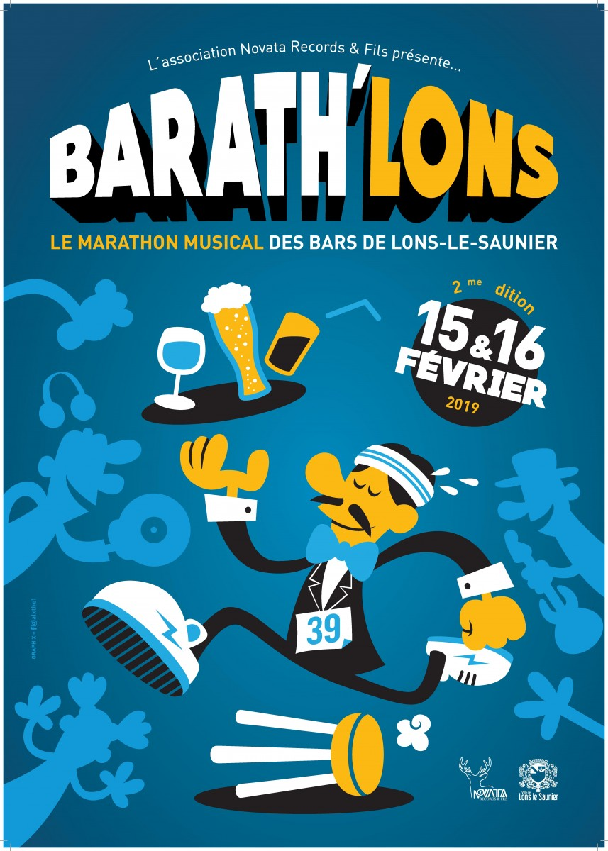 BARATH'LONS - LE DARIUS - Waking The Sleeping Bear