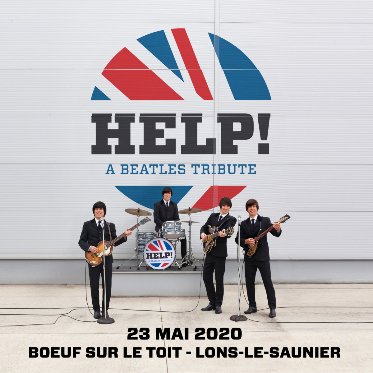 HELP ! A BEATLES TRIBUTE