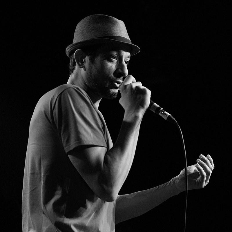 Kacem Wapalek // rap, hip hop